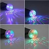 USB Mini Stage DJ Light Disco Ball Lamp Home Pajama