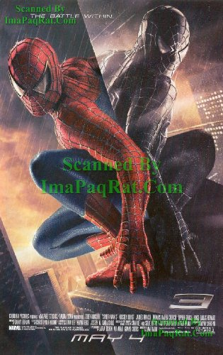 Spider-Man 3: The Battle Within: Black Suit: Great Original Print Ad!