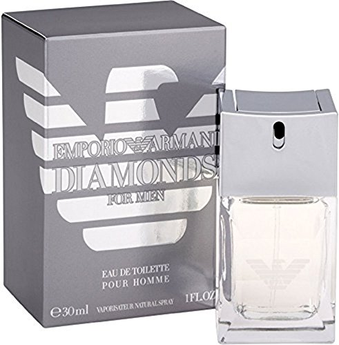 io Armani Diamonds Men's 1-ounce Eau de Toilette Spray ()