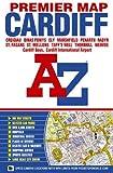 Cardiff Premier Map (A-Z Premier Street Maps)