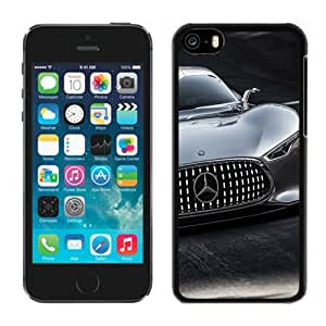 Popular And Durable Designed Case For iPhone 5C With Mercedes Benz AMG Vision Gran Turismo Phone Case
