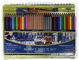 PRO ART Paper/Pencil Set Value Pack, Spiral, 36-Piece Set