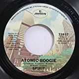 Spirit 45 RPM Atomic Boogie / Farther Along