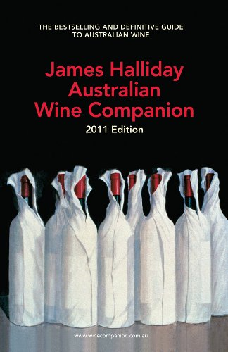 James Halliday Australian Wine Companion 2011