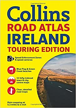 Ireland Road Atlas (International Road Atlases)