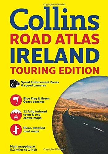 Collins Ireland: Handy Road Atlas 2015*** (International Road Atlases)|-|0007541295