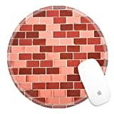 Best Luxlady Tile Patterns For Bathrooms - Luxlady Round Gaming Mousepad 26227163 detailed pattern of Review