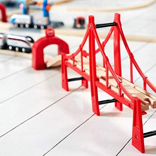 BRIO Bahn 33683 - Hängebrücke