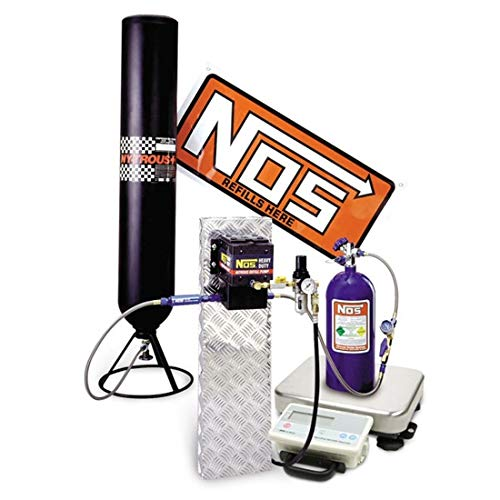 Nitrous Refill - NOS 14254NOS REFILL STATION w/SCALE & REG