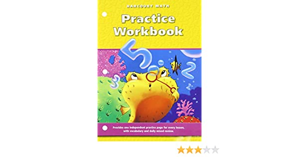 Harcourt Math, Grade 2: Practice Workbook: HARCOURT SCHOOL ...