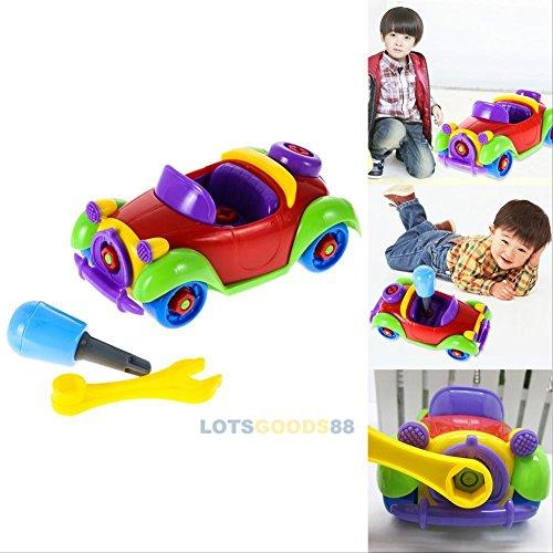 Kachina Pony (Pop Kids Child Disassembly Assembly Classic Car Vehicle Toy Baby Boys Souptoys#L)