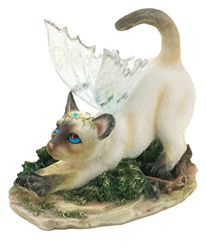Faerie Glen Cat Fairy