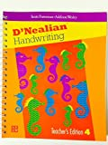 D'Nealian Handwriting, , 0673592235