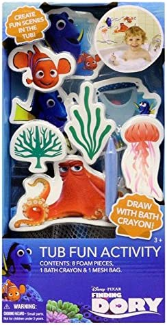 Tara Toy Finding Dory Tub Fun Activity Kit