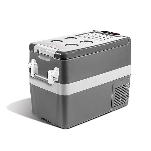 DSHBB Mini Refrigerador del Coche, Compresor Portátil De 40 litros ...