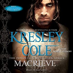 Macrieve: Immortals After Dark, Book 14 Audiobook