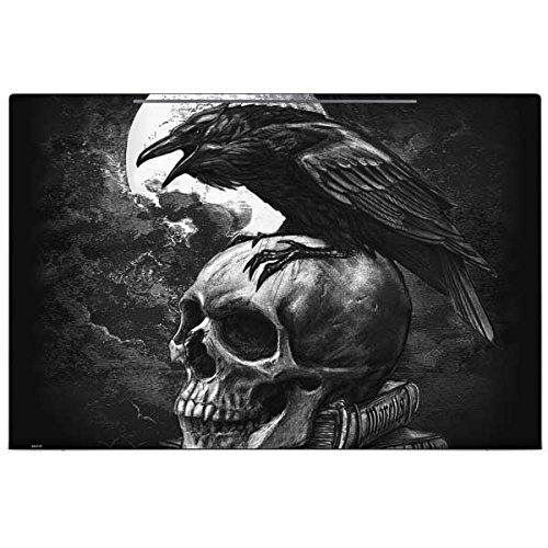 Skinit Skull & Bones Envy 17t (2018) Skin - Alchemy - Poe's Raven Design - Ultra Thin, Lightweight Vinyl Decal Protection by Skinit (Image #1)'