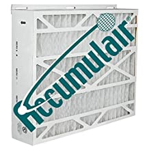 21x26x5 (20.1 x 25.7 x 5) MERV 15 Accumulair Replacement Filter for Trane (2 Pack)