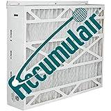 21x21.5x5 (20.1x21.1x5) MERV 13 Aftermarket Trane Replacement Filter (2 Pack)