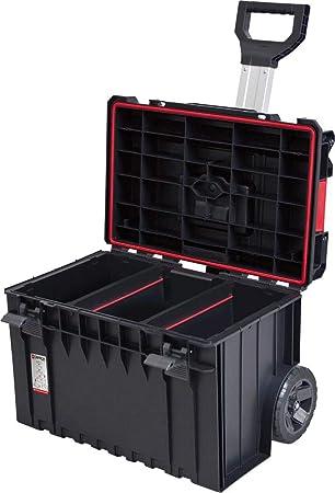 qbrick profesional Cart con herramientas (58,5 x 43 cm maletín de ...