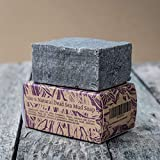 Dead Sea Mud Minerals Soap Bar LAVENDER Essential Gifts All Natural Handmade Herbal Soap Mom Dad sls free 5 oz