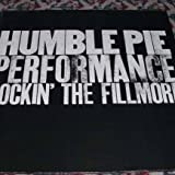 Humble Pie - Performance, Rockin` The Fillmore - A&M Records - LP 396 008-1