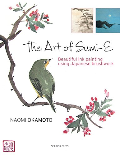 The Art of Sumi-e: Beautiful ink painting using Japanese brushwork (Types Of Brush Strokes In Oil Painting)