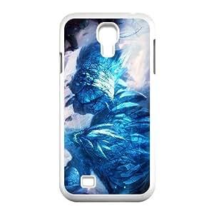 Samsung Galaxy S4 9500 White phone case League of Legends Malphite LOL2058535