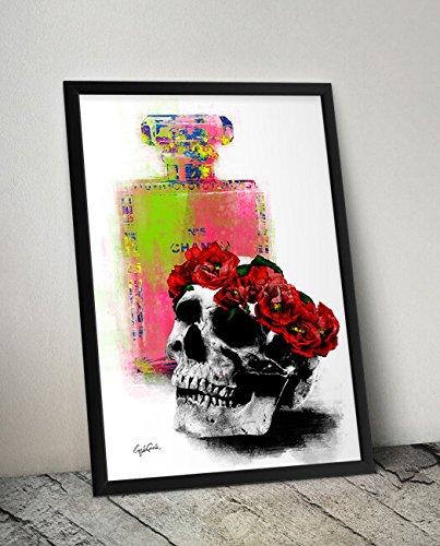 #048 Craig Garcia desire CHANEL dsr ブランド モチーフ アート ポスター (A1, 01) B01K1D4DXK A1 01 1 A1