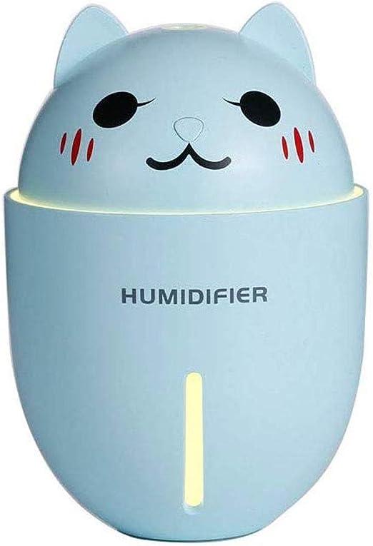 Purificador de Aire, luz Aire Fresco Mini USB Linda Noche for ...
