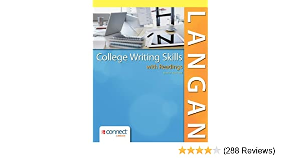 College writing skills with readings kindle edition by john langan college writing skills with readings kindle edition by john langan reference kindle ebooks amazon fandeluxe Choice Image