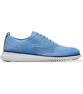 Casual Shoes Men's Shoes United Men Cole Haan 2.0 Zerogrand Laser Wingtip Oxford Black Leather Sz.11 New #c23832
