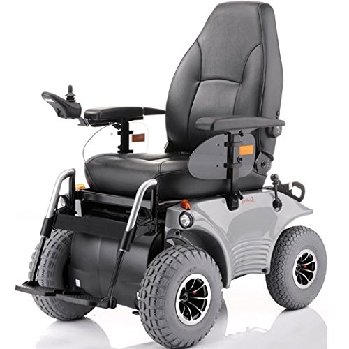Meyra Optimus 2 la fuerza Completo eléctrico silla/S de silla Incluye anlieferung/einweisung/montaje in situ: Amazon.es: Salud y cuidado personal