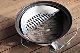 Adrenaline Barbecue Company Charcoal Basket