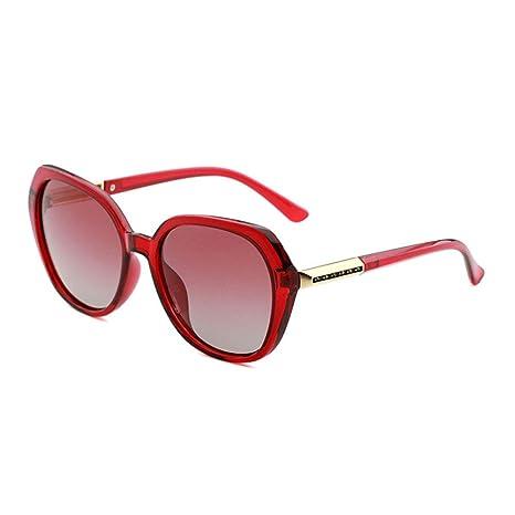 Gafas de Sol polarizadas para Mujer Gafas de Sol Bicolor ...