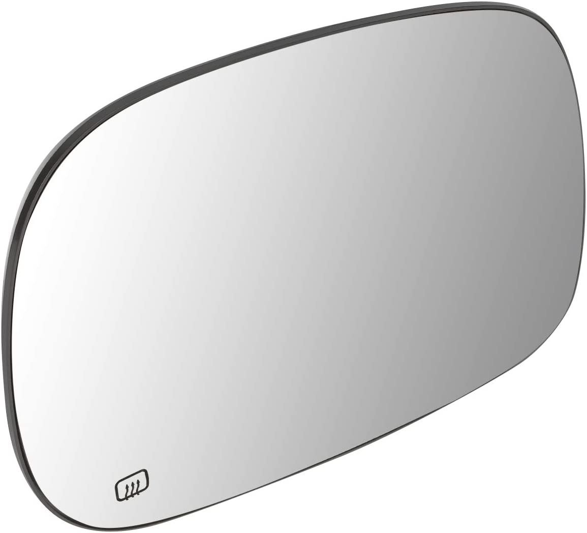 5086220AA OE Style Passenger//Right Side Mirror Glass Lens w//Heated for Dodge Ram Truck 1500 2500 3500 02-06