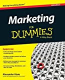 img - for Marketing For Dummies (For Dummies (Business & Personal Finance)) book / textbook / text book
