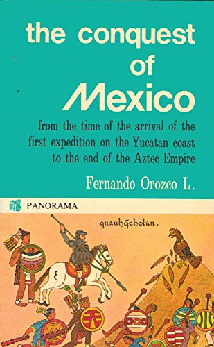 the conquest of canada and mexico Spain explored and conquered vast territories ranging from north carolina on the   tip of the subcontinent: california, arizona, new mexico, texas, alabama   but long before these settlers arrived and formed the present day canada and  the.