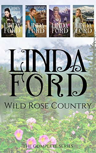 Ford Train Set - Wild Rose Country: The Complete Series