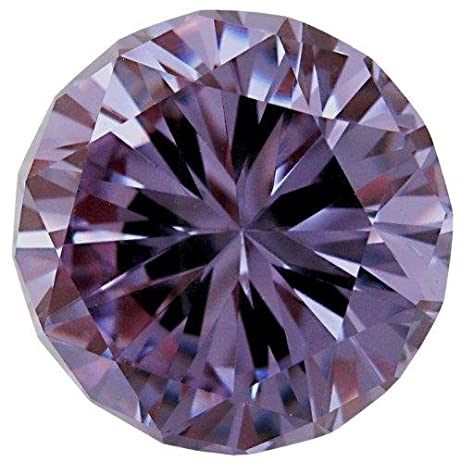 Amazon.com: CSKB Purple 4PCS 40mm Diamond Cut Crystal Glass Door ...