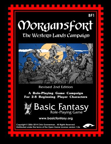Morgansfort: The Western Lands Campaign