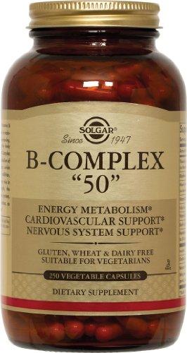 B-Complex 50, 50 mg, 250 capsules