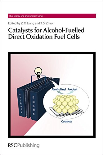 Catalysts for Alcohol-Fuelled Direct Oxidation Fuel Cells: RSC (Energy and Environment Series)