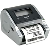Brother QL-1060N Network Thermal Label Printer Monochrome - Thermal Transfer ...