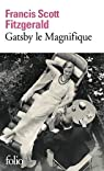 Gatsby le magnifique par Fitzgerald