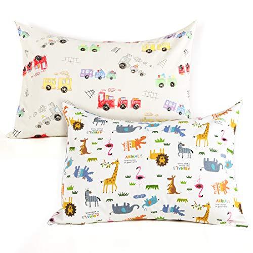 cosmoplus Kids Toddler Pillowcases-2