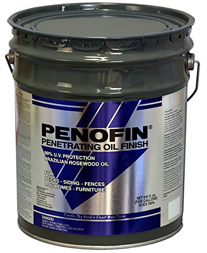 - Penofin Blue Label 5 Gallon (Western Red Cedar)