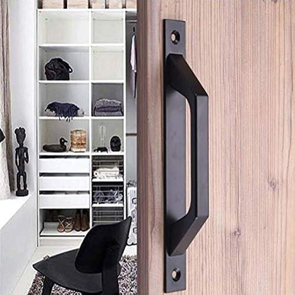 Leikance - Tirador de puerta corredera para armarios de cocina, armarios, cajones: Amazon.es: Bricolaje y herramientas