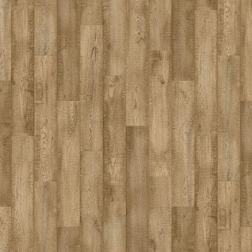 サンゲツ クッションフロア DIY 住宅用 木目・ウッド (ラスティオーク) (長さ1m x 注文数) HM-4039