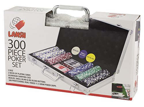 Set poker blinds